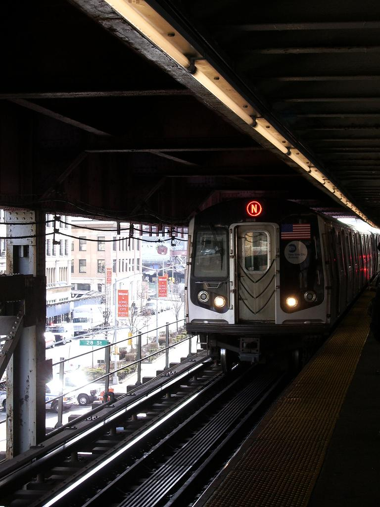 Bahn new york