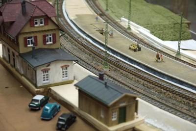 Bahnsteig Wurmlingen 1