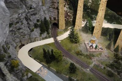 Bahnübergang Umbau 1