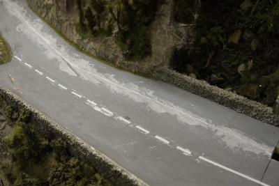 Car-System Straße gespachtelt 3