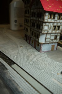Pflastersteine verlegen 2