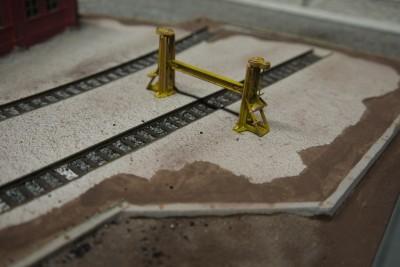 Hebebock Schmalspurbahn