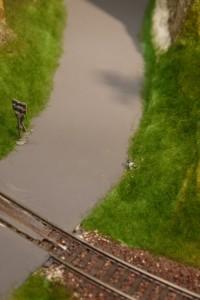 IR-Doide Bahnübergang