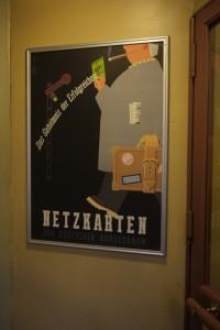 Netzkarten Bundesbahn