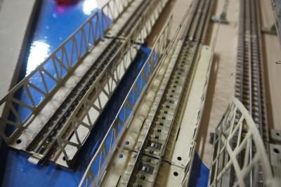 Brücke Opa´s Anlage