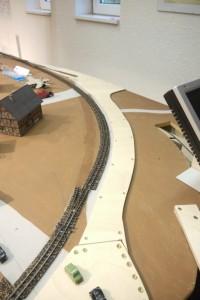 Strecke DC-Car