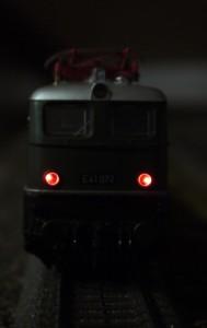 E41 072 rot LED