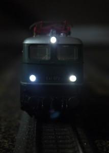 E41 072 weiß LED