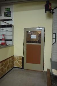Eingangsbereich Restaurant