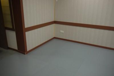 Fußbodenleiste 1