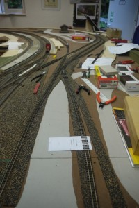 Güterbahnhof H0e alt
