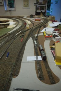Güterbahnhof H0e neu