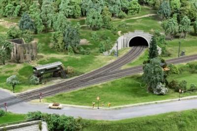 Modellbahn Odenwald 3