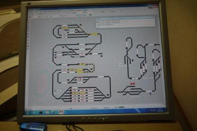 Railware PC Bildschirm 2