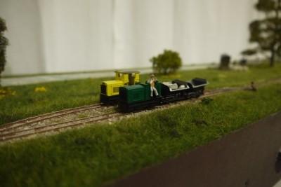 Gipswerk Feldbahn 2