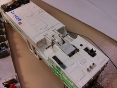 DC-Car Getriebe 1