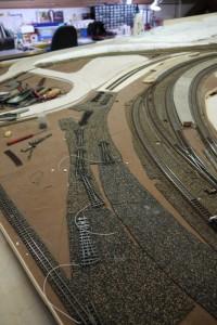 Gleise H0e Bahnbetriebswerk