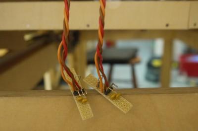 Anschluss Hall-Sensoren DC-Car H0