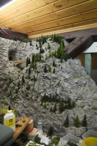 Bäume Schwarzwald H0