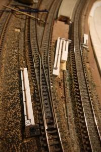 K-Gleis Weiche geschottert H0_1