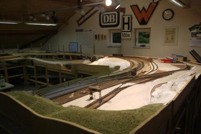 Bahnhof Wurmlingen aufgeräumt