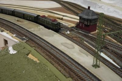 Züge aufstellen H0_1