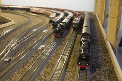 Züge aufstellen H0_2