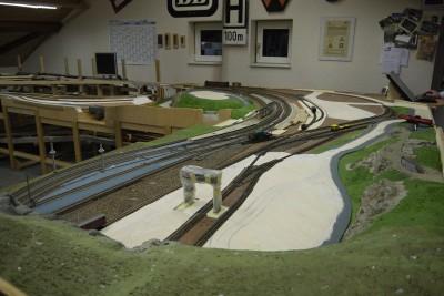 Bahnhof Wurmlingen abgeräumt