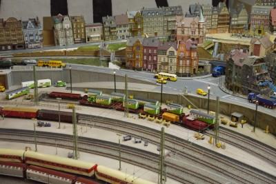 Zirkus Bahnhof Mayburg