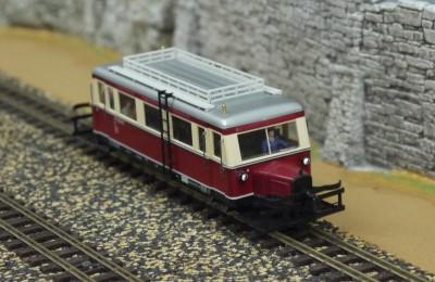 Wismarer Schinenbus H0e