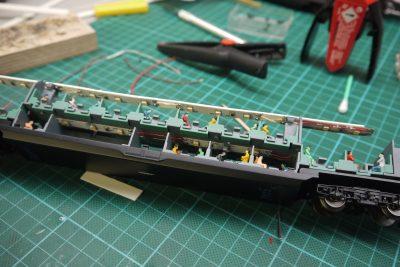 Innenbeleuchtung Doppelstockwagen H0_2